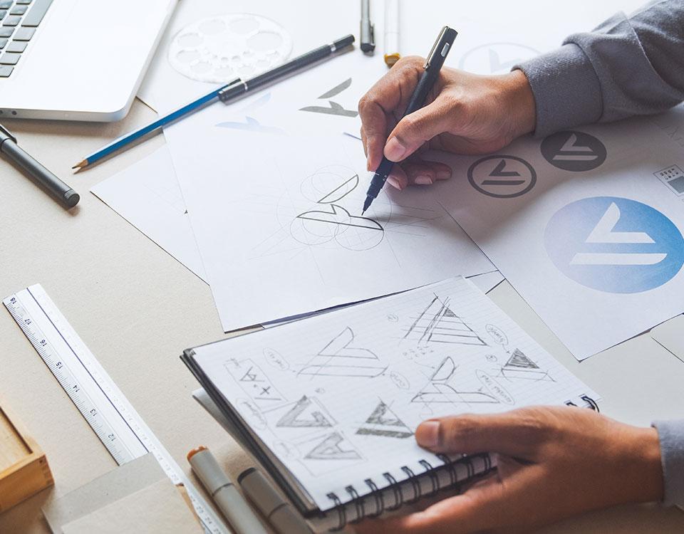 Art graphique en publicité